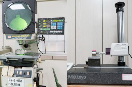 二次元投影機-表面粗糙度檢測儀